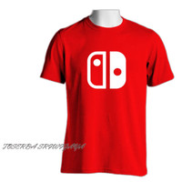 T-Shirt Nintendo Switch Logo