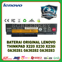 Baterai Batre Laptop Lenovo ThinkPad X230 X230i ORIGINAL
