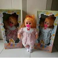 Mainan anak boneka susan nangis , papa mama - boneka susan bicara