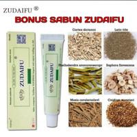 Obat Salep Gatal Gatel Alergi Kulit Eksim Jamur Bakteri Zudaifu Herbal