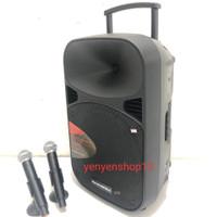Speaker portable Hardwell 12 MHWR Original 12 inch