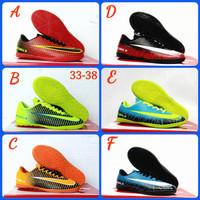 Sepatu Anak,Sepatu Futsal Anak Nike Hypervenom