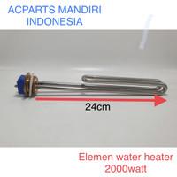 elemen water heater 2000 watt