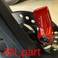 Gembok Cakram Motor Original HONDA Disk Look