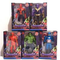 Avengers 4 / mainan anak laki laki / mainan avenger isi 5pcs