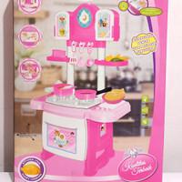 magic kitchen + rice cooker mainan dapur dapuran mainan anak perempuan