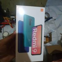 Xiaomi Redmi 9 Ram 4/64 Garansi Resmi - Ram 4 Rom 46, Random