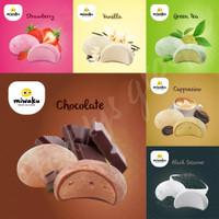 Ice Cream Mochi Mini 6 Rasa Isi 3pcs / Box Enak Tanpa Pengawet