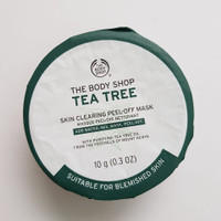 The Body Shop Tea Tree Skin Clearing Peel-off Mask 10 gr