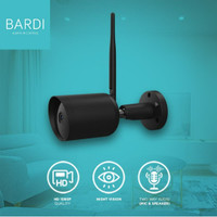 BARDI Smart Outdoor STC IP Cam Camera CCTV 1080p Wifi Home Automation