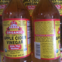 acv BRAGG UNFILTERED || APPLE CIDER VINEGAR with the mother || 946ml