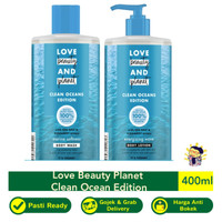 Love Beauty Planet Body Wash + Lotion Ocean LIMITED EDITION - Body Wash