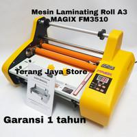 Mesin Laminating FM3510 Mesin Laminating Roll Magix FM3510 Laminasi A3