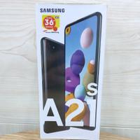 Samsung galaxy a21s 3/32 garansi resmi