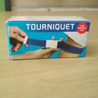 Torniquet Torniket - Alat pengikat lengan