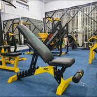 Alat fitness adjustable komersial