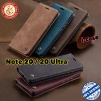 Samsung Note 20 / Ultra Case Flip Cover Wallet Original Caseme Dompet