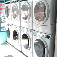 Mesin Stack Washer Dryer Maytag
