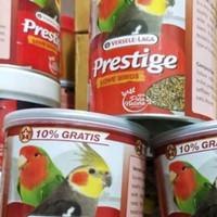 pakan burung lovebird prestige verseke laga