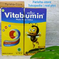 Vitabumin Madu Ikan Gabus 130ml Nutrisi Vitamin Anak Sehat
