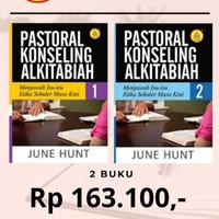 Paket Promo Buku Pastoral Konseling Alkitabiah