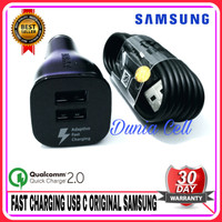 Car Charger Samsung ORIGINAL 100% Fast Charging USB Type C