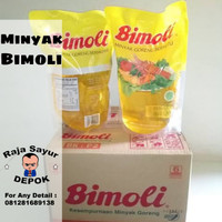 Minyak Goreng Bimoli 2 Liter / 1 Dus / 6 pcs