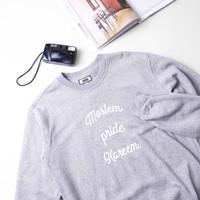 Sweater KRM Grey