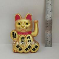 Pajangan Mainan Kucing Hoki Lucky Cat Maneki Neko
