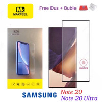 MAXFEEL Tempered Glass 3D Samsung Note 20 Ultra Note 20 Premium Glass