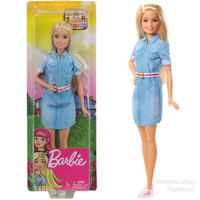 Boneka Barbie Mattel Dreamhouse Adventure Doll - Blonde