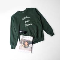 Sweater KRM Dark Green