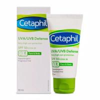 CETAPHIL UVA/UVB DEFENSE SPF50 60ML