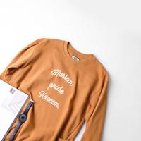 Sweater KRM Brown