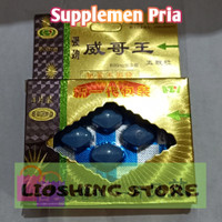 Vitamin Pria Herbal Alami 100% Original