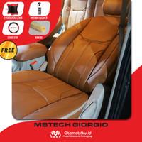 Sarung Jok Mobil Mitsubishi Outlander Otomotifku Terbaik Bahan Giorgio