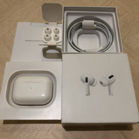Airpods pro original blackpeel 2nd