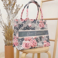 Kanvas Bag Initial | Totebag initial size M | Custom canvas