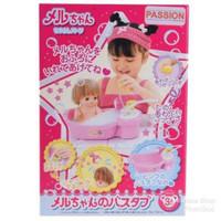 Aksesoris Bak Mandi Boneka Mell Chan Bathtub Mellchan Doll