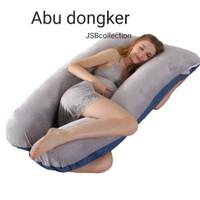 Bantal tidur untuk ibu hamil size 150x75