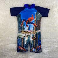 Baju Renang Diving Karakter Anak Laki 2-7 tahun