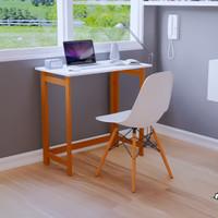 Meja belajar lipat portable / meja kantor / meja portable