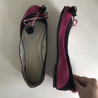 Sepatu Flatshoes Wanita / Girl On The Go / Murah