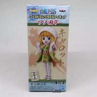 WCF One Piece Wano vol. 4 Carrot Original Japver
