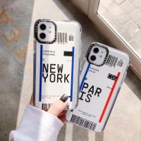 My Boarding Pass Case iPhone 7+ 8+ X Xs Xr Xs Max 11 11Pro 11ProMax