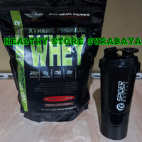 BXN WHEY PROTEIN 5 LBS HALAL SUSU FITNESS ON GYM NO ISOLATE WGS M1 EVO