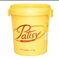 corman patisy butter repack 500gr