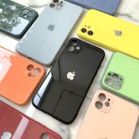 Lens Glass Case iPhone 7+ 8+ X Xs Xr Xs Max 11 11Pro 11ProMax