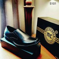 sepatu pria kulit asli Montecarlo