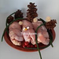 Daging Fillet Paha Ayam - Boneless Paha Ayam - Frozen